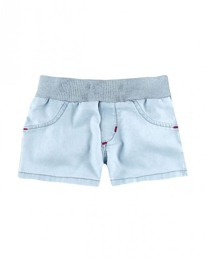 Shorts Jeans Infantil Feminino Hering Kids C6qgjekup