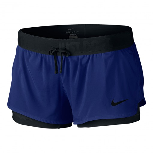 Shorts Nike 777488-010 Full Flex 2 in 1 2.0