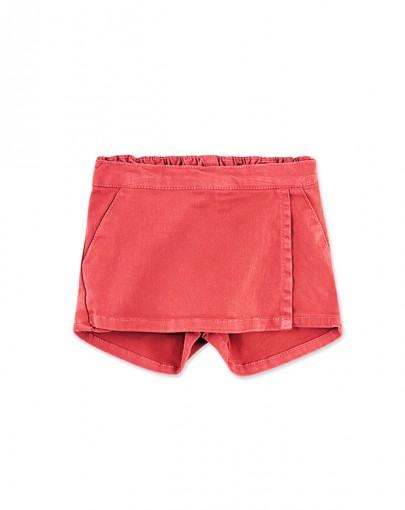 Shorts Saia Infantil Feminino Hering Kids C6pwenllg