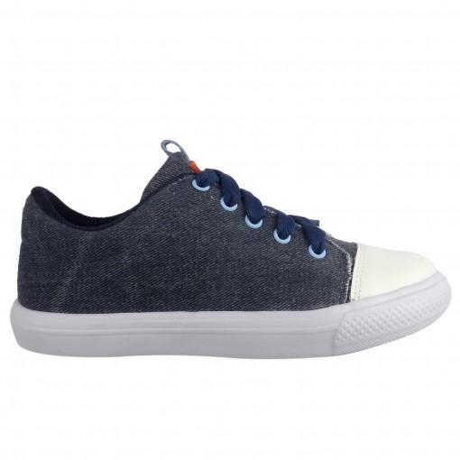 Tênis Infantil Masculino Bibi Agility Jeans 956020