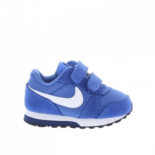 17b8c09af00 Bizz Store - Tênis Infantil Masculino Nike MD Runner Azul