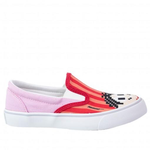 Tênis Infantil Mônica Up Authentic Sneakers TMJ 109924