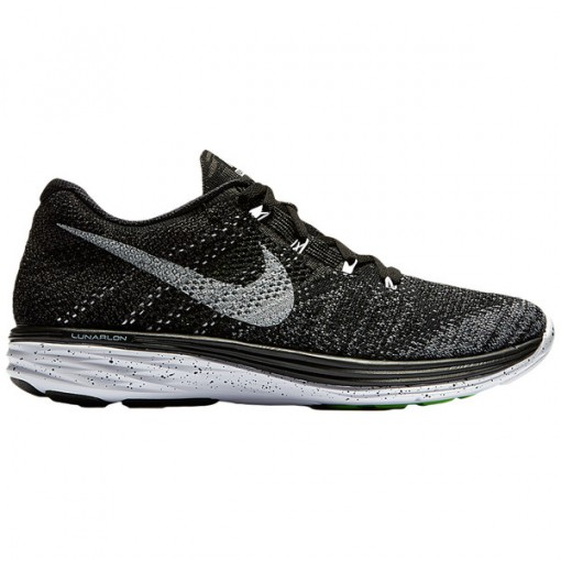 Tênis Nike 698181-010 Flyknit Lunar 3