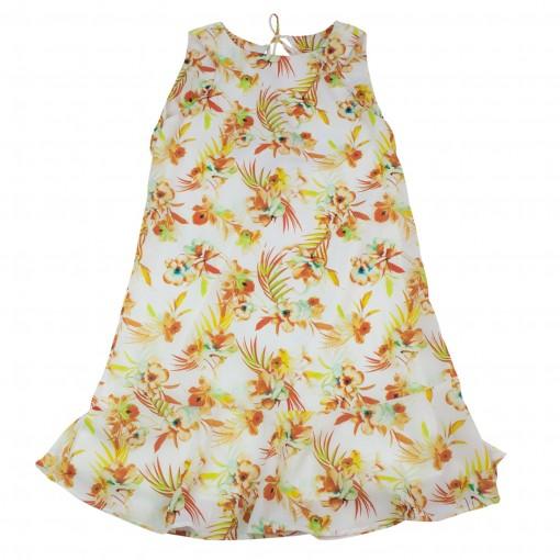 Vestido Infantil Menina Acostamento Fashion 68812014