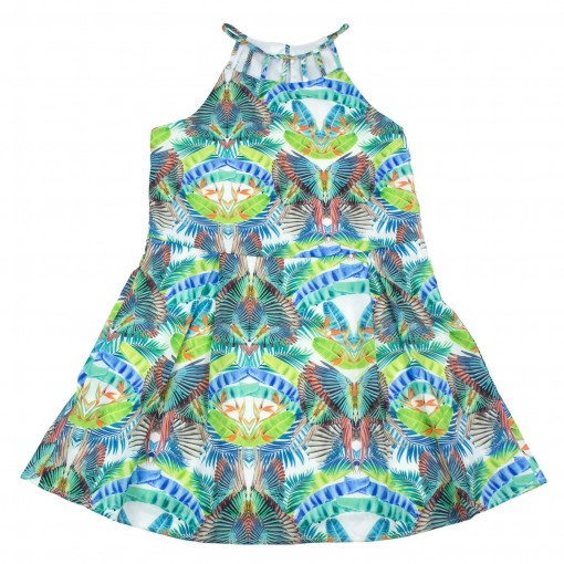 Vestido Infantil Feminino Acostamento 68812020