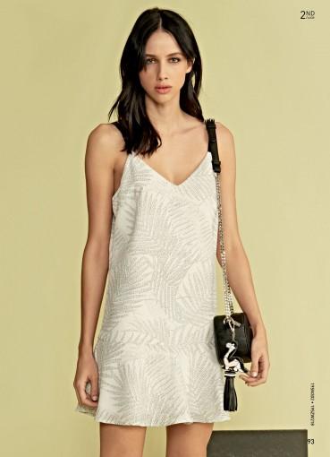 Vestido Feminino Ellus Second Floor 19sn302
