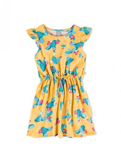 Vestido Infantil Menina Hering Kids 5a3m1a00