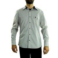 Imagem - Camisa Xadrez Masculina Mandi  - 028631
