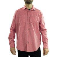 Imagem - Camisa Social Masculina Reserva Regular Bolsos Peter  - 036021