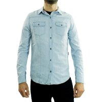 Imagem - Camisa Jeans Ellus Second Floor Denim - 052885