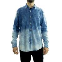 Imagem - Camisa Jeans Masculina Reserva Regular Sauipe  - 053025