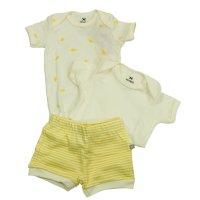 Imagem - Kit Body Hering Kids 3 Peças 58a91c00  - 055894