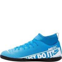 Imagem - Chuteira Infantil Futsal Nike Superfly 7 Club Jr At8153-414  - 059523