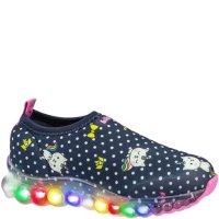 Imagem - Tênis Infantil Bibi Roller Celebration Com Luz Unicórnio 1079050 - 059358
