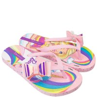 Imagem - Chinelo Infantil Grendene Ipanema Barbie Fantasia - 058270