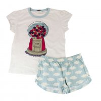 Imagem - Pijama Infantil Hering Kids Menina 5651ycs10  - 019207