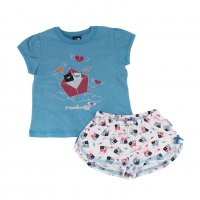 Imagem - Pijama Infantil Hering Kids Menina 56m7at210  - 020041