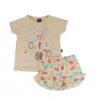 Imagem - Pijama Infantil Hering Kids Menina 56mkyth10  - 024460