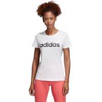 Imagem - Camiseta Adidas Essentials Linear Feminina Du0629  - 059649
