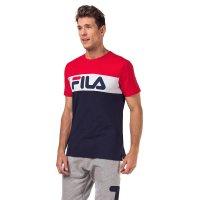 Imagem - Camiseta Masculina Fila Letter Colors 875028  - 060518
