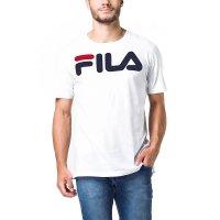 Imagem - Camiseta Masculina Fila Letter 916120  - 060517