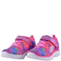 Imagem - Tênis Infantil Menina Skechers Rainbow Raz - 057717