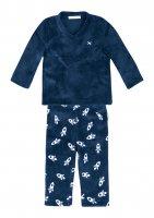 Imagem - Pijama Infantil Menino Hering Kids Fleece Kvql1bsi - 059041