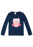 Imagem - Camiseta Infantil Menina Hering Kids Manga Longa 5cdk1pen  - 059067