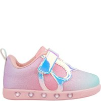 Imagem - Tênis LED Infantil Pampili Sneaker Luz Menina 165.166  - 061844