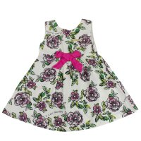 Imagem - Vestido Infantil Quimby Menina 0560.25800  - 036835