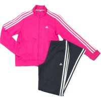 Imagem - Agasalho Infantil Adidas 3s ESS Girls P41481 - 047964