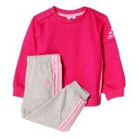 Imagem - Agasalho Infantil Adidas I SP Crew Jog Ao2899 - 048140