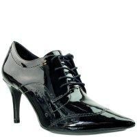 Imagem - Ankle Boot Feminina Jorge Bischoff Verniz  - 057525