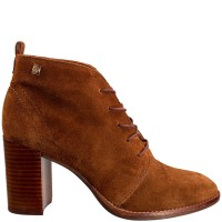 Imagem - Ankle Boot Feminina Loucos e Santos Camurça L51074001  - 054444