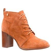 Imagem - Ankle Boot Feminina Loucos e Santos Camurça L51074001  - 057504