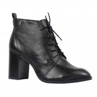 Imagem - Ankle Boot Feminina Loucos e Santos Couro L51074001 - 053176