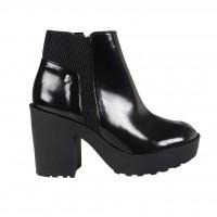 91a17c7f2f Imagem - Ankle Boot Loucos e Santos Box Soft L51067001 A01 - 053173
