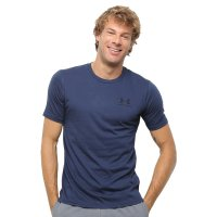 Imagem - Camiseta Masculina Under Armour Left Chest 1359393 - 060851