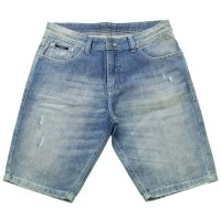 Imagem - Bermuda Jeans Masculina Acostamento  - 033714