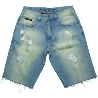 Imagem - Bermuda Jeans Masculina Acostamento - 044776