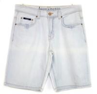 Imagem - Bermuda Jeans Masculina Acostamento 68116041  - 046081