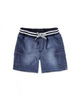 Imagem - Bermuda Jeans Infantil Masculino Hering Kids C49wjejmc  - 051462