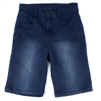 Imagem - Bermuda Jeans Infantil Masculina Hering Kids C49xjelus  - 050287