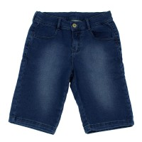 Imagem - Bermuda Jeans Infantil Masculina Hering Kids C49vjelus - 050301