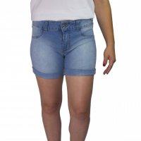 Imagem - Bermuda Jeans Juvenil Feminina Colcci 004.01.01119  - 033695