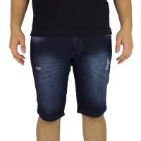 Imagem - Bermuda Jeans Masculina Dixie 17.34.0010  - 053418