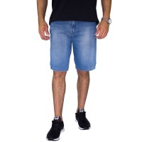 Imagem - Bermuda Jeans Masculina Ellus Second Floor Elastic 19sf889  - 052208