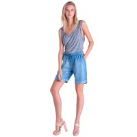 Imagem - Bermuda Jeans Mid Ana Hickmann 20062  - 053286