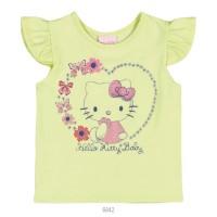 Imagem - Blusa Infantil Bebê Hello Kitty Manga Curta 0850.87271  - 051094