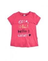 Imagem - Blusa Infantil Feminina Hering Kids 5cd0kgh10 - 049941